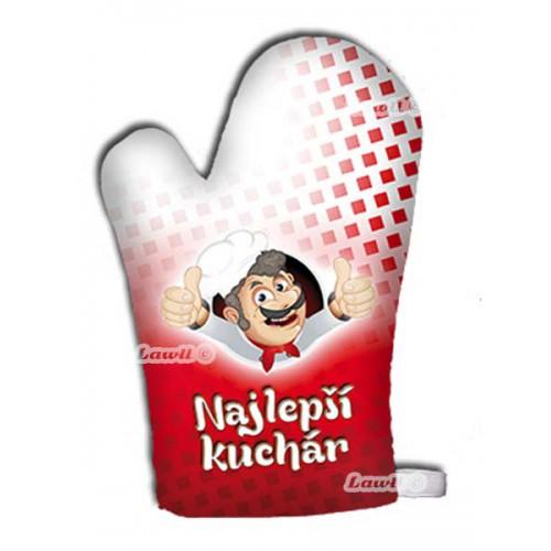 Kuchynská chňapka - Najlepší kuchár