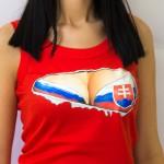 Vtipné tielko - Slovensko