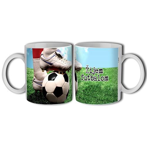Hrnček - Žijem futbalom
