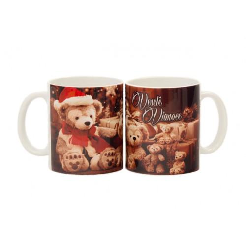 Vianočný hrnček - Veselé Vianoce
