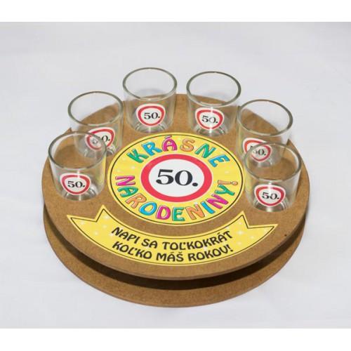 FT006 - 50. Kásne narodeniny