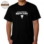 Vtipné tričko - Zaslúžený majster chlastu
