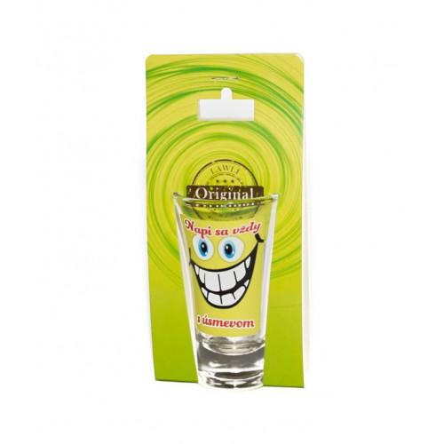 Vtipný poldecák - Napi sa vždy s úsmevom