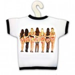 Tričko na fľašu - Happy Birthday Girls