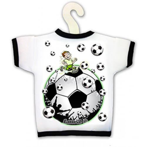 Tričko na fľašu - Futbal