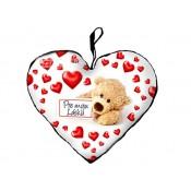 Vankúše - srdce 45cm