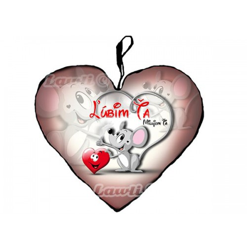 Vankúš - Ľúbim Ťa - Myšiak