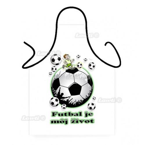 Zástera - Futbal je môj život
